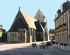 Le Merlerault church.jpg