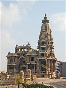 Le palais hindou du baron Empaim (Heliopolis, Le Caire) (6933614456).jpg