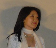 alt=Description de l'image Lee Eun-ju in 2004.JPG.