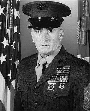 Lewis G. Lee - Image: Lee hi res USMC