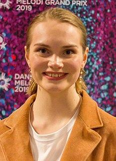 Leonora (singer) Danish singer and figure skater