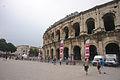 Les Arènes jour de concert Nîmes.jpg