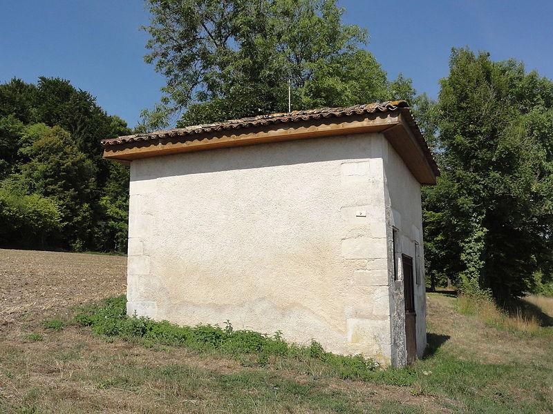 Les Paroches (Meuse) oratoire, extérieur