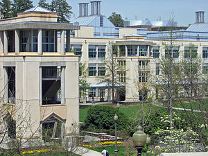 Nicholas School of the Environment - Levine Science Research Center