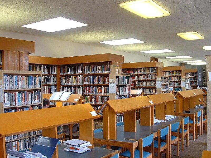File:Library of Fitzwilliam College, Cambridge.jpg
