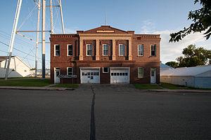 Lidgerwood, North Dakota - Lidgerwood City Hall
