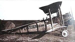 Aéropostale (aviation) - Lignes aeriennes Latécoère c.1918.