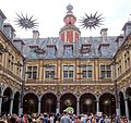 Lille braderie 2019 à l'intérieur de la Vieille-Bourse bis (2).JPG