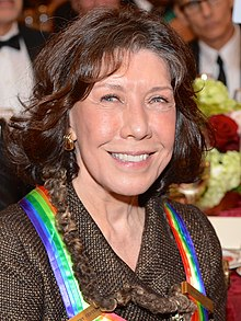 Lily Tomlin at the 2014 Kennedy Center Honors