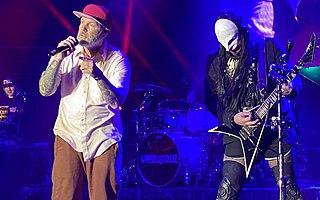 Limp Bizkit American rap rock band