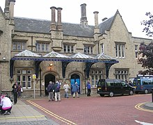 Lincoln Central Railway Station Wikipedia