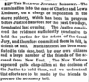Lindauers arrested for the Baldwin robbery in the Newark Daily Advertiser on January 24, 1866.png