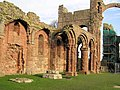 Lindisfarne Priory - geograph.org.uk - 1144297.jpg