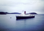 Liner Bremen, Saint Thomas Island, Caribbean Sea, in the spring of 1968.png