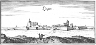 Siege of Lingen (1605)
