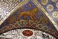 Lion mosaic - Palatine Chapel - Aachen - Germany 2017.jpg