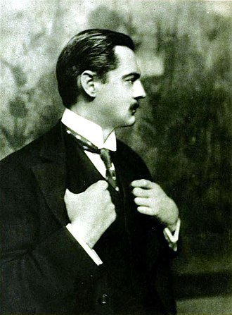 Lionel Barrymore on stage, screen and radio - Barrymore in July 1921