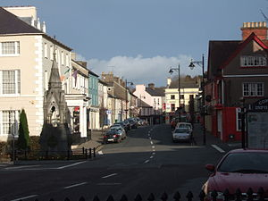 Lismore, County Waterford - Image: Lismore town centre