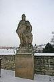 Litomyšl sochy na zdi zámecké zahrady1.JPG