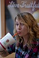 Live Fruitful - woman drinking Jamba Juice.jpg