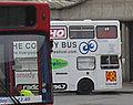 Liverpool Comedy Trust bus (OJD 808Y) 1983 MCW Metrobus, Gillmoss depot, 11 July 2007.jpg