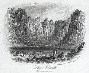 Llyn Idwall, Caernarvonshire