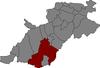Localització de Montblanc a la Conca de Barberà.png
