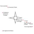 Localização das cidades vizinhas de Pontes e Lacerda-MT.png