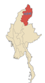 Location of Kachin State (zh-classical).png