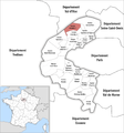 Locator map of Kanton Colombes-1.png