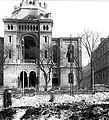 Lodz - Destruction of the great synagogue - 1939.jpg