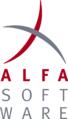 Logo firmy Alfa Software, s.r.o..png