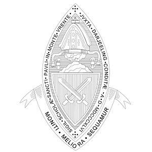 St. Paul's School, Darjeeling - Image: Logo of St Paul's School Darjeeling
