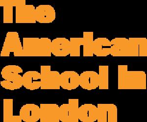 The American School in London - Image: Logo of The American School In London