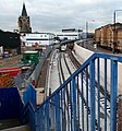 London, North-Woolwich, Crossrail construction site 09.jpg