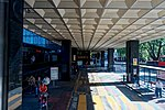 London - Euston Station 1968 by Richard Seifert - Grafton Place - View ENE.jpg