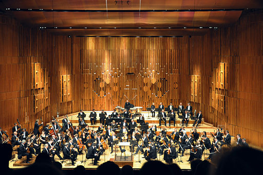 London Barbican Hall LSO a