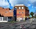London W4 bus route, Tesco car park, Broad Lane, Tottenham.jpg