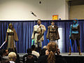 Long Beach Comic & Horror Con 2011 - Saber Guild demonstration (6301175501).jpg
