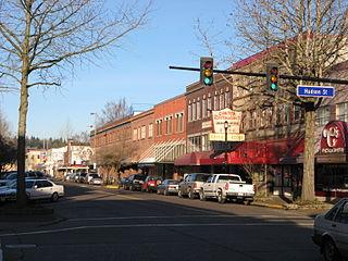 Longview, Washington City in Washington, United States