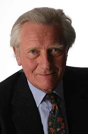 Conservative Party (UK) leadership election, 1990 - Michael Heseltine