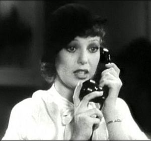 Cropped screenshot of Loretta Young from the t...