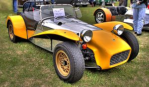 Lotus Seven - 1970 Lotus Super 7