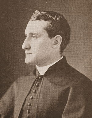 Louis Hostlot - Image: Louis Hostlot Rector of the North American College
