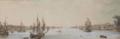 Louis Nicolas de Lespinasse Voiliers sur la Néva à Saint-Pétersbourg.png
