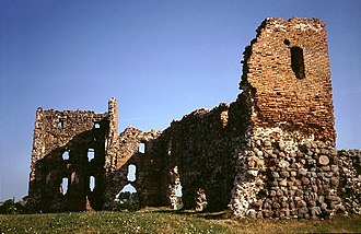Ludza - Image: Ludza Castle