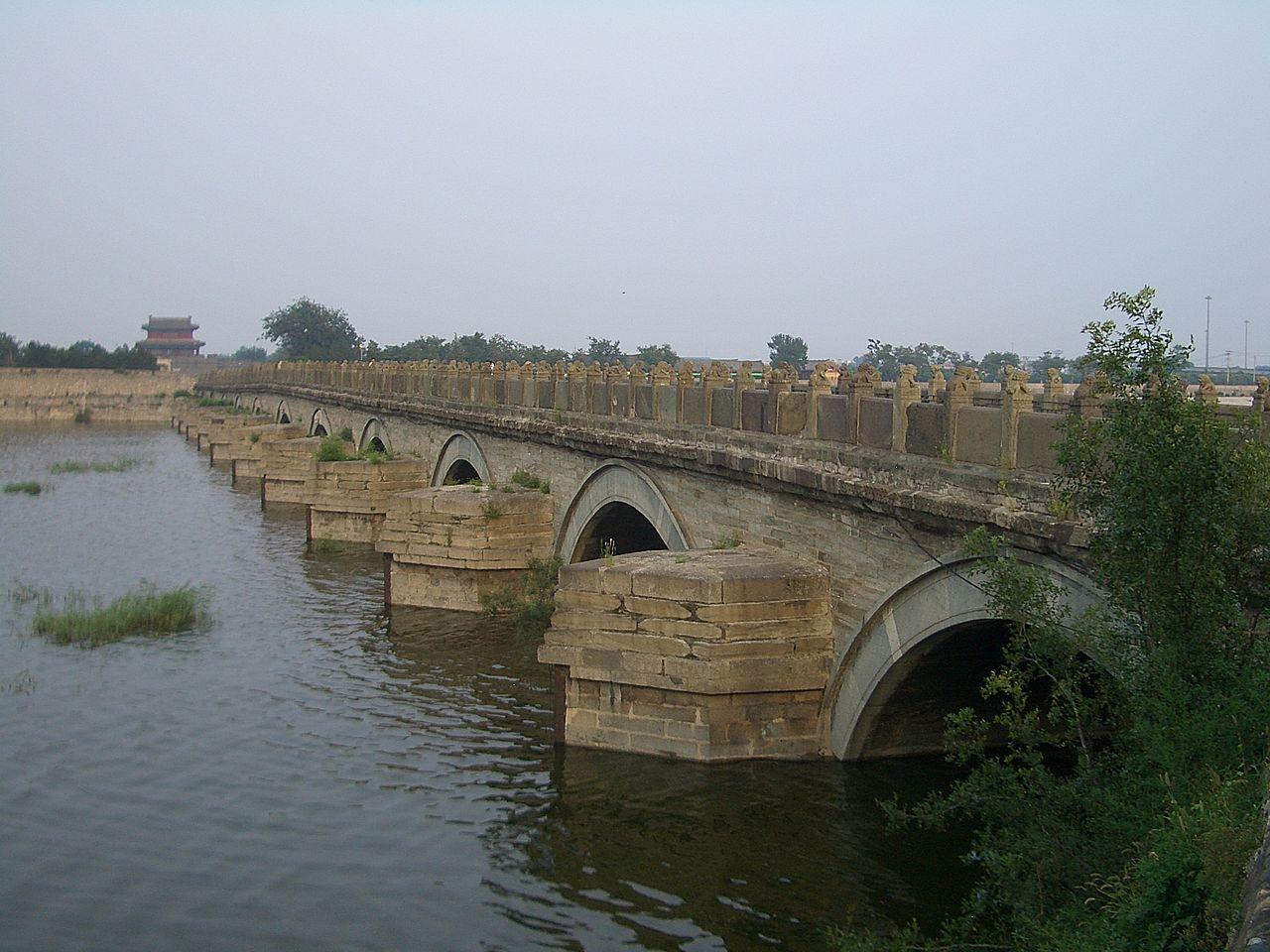 Это тот самый мост. Фото из Википедии