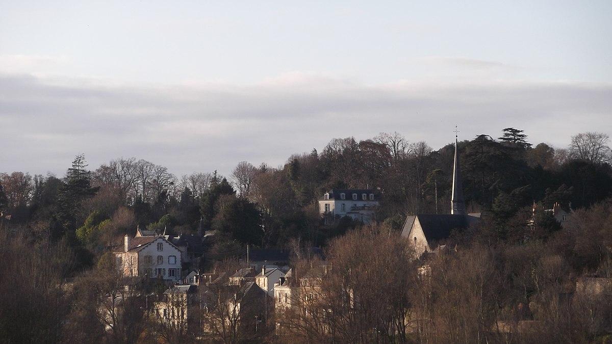 Saint Cyr Sur Loire Wikipédia