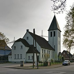 Wittenberger Straße in Duisburg