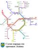 Lviv tram routes map ru.png